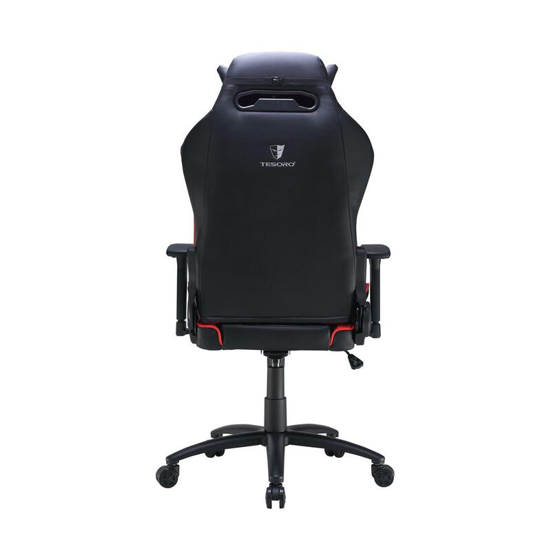 Zone Balance Gaming Chair Red