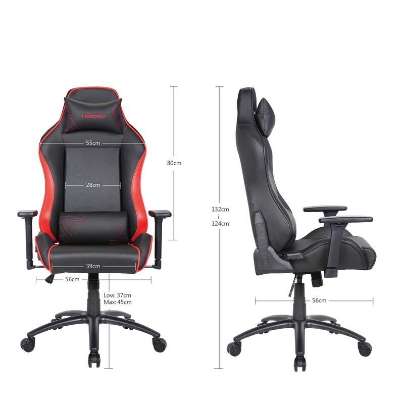 Alphaeon S1 Gaming Chair Black