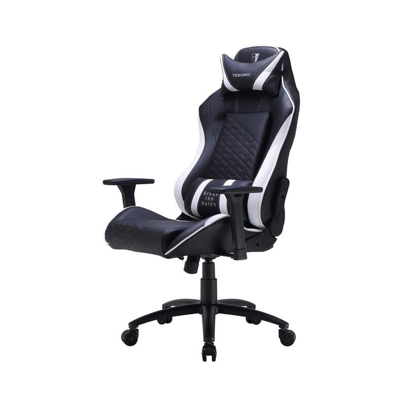 Zone Balance Gaming Chair White