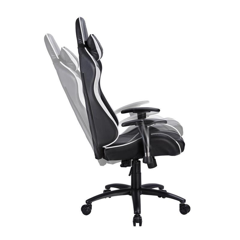 Zone Speed Gaming Chair White